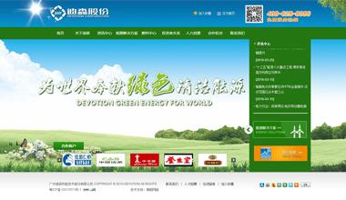 广州迪森热能技术股份有限公司官网